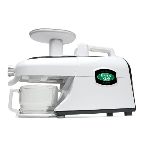 Green Star Elite Saftpresse